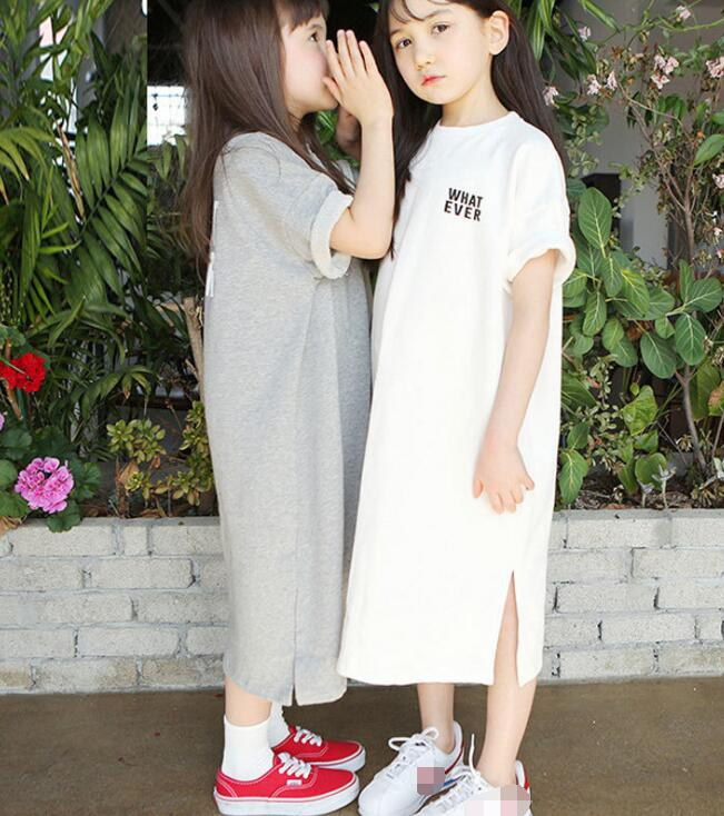 2020年夏新品★★子供  ワンピース★90-150cm/S~L★2色