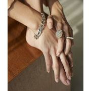 【Nothing And Others/ナッシングアンドアザーズ】Close Chain Bracelet