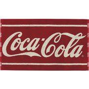コカ・コーラ バスタオル クラシックレッド 【アメリカン雑貨】【日本製タオル】