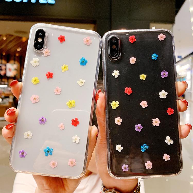 スマホケース 携帯ケース iphone ケース アイフォン 11 X XSMax ハーバリウム