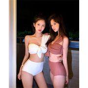【2020大感謝祭!】韓国ファッション ビキニ 水着 セクシー INSスタイル 大人気 スリーポイントスタイル