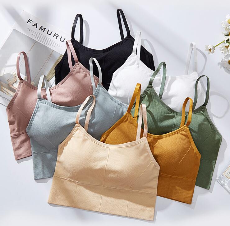 韓国ファッション ブラジャー 美胸 ナイトブラ スポ-ツブラ ヨガブラ オープンブラトップ