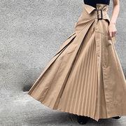 u17070 スカートレディース ファッション SALE 2020新作  ストリート系 無地  ロング
