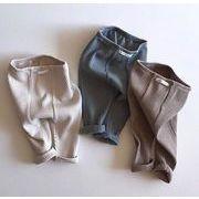 2020秋冬 赤ちゃんのレギンス 全6色 暖かい 子供のパンツ 百掛け 簡潔 柔らかい