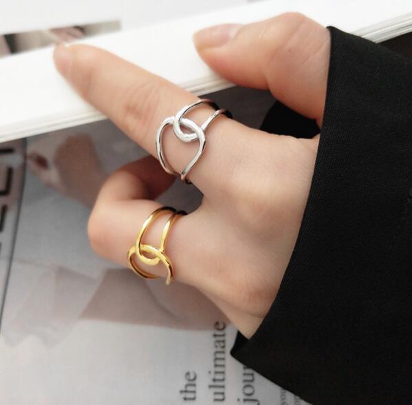 925シルバー リング アレルギー防止 ハンドメイド 指輪 ハンドメイド アクセサリーパーツ