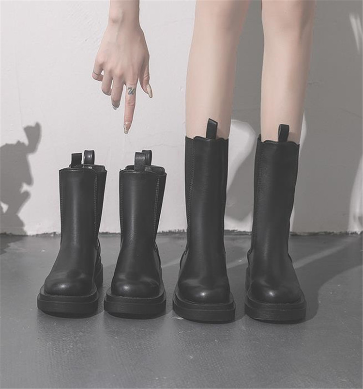 買いたくない理由をください 韓国ファッション マーチンブーツ  ショートブーツ ファッション クール