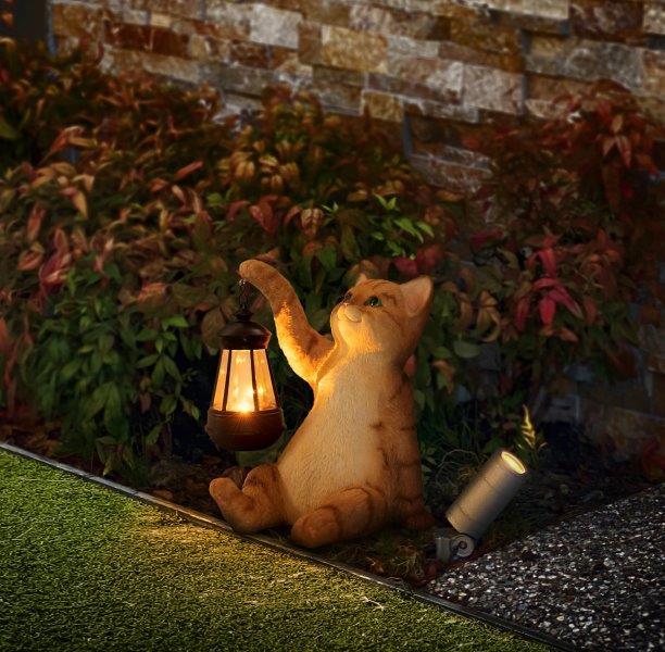ソーラーオーナメント キャット 猫