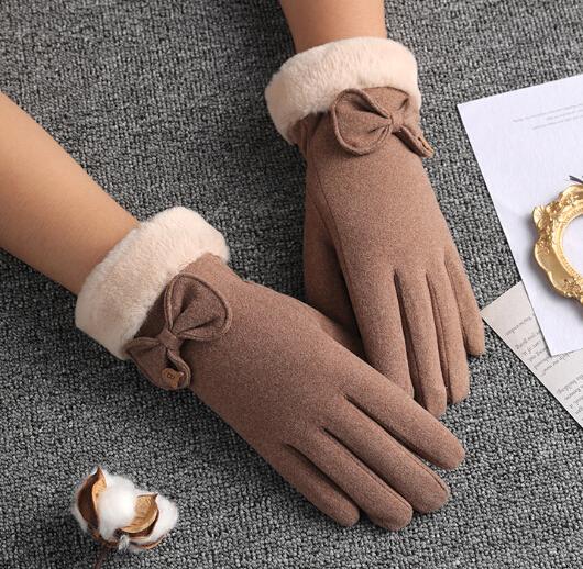 超大人気 手袋 グローブ 冬物 防寒 レディース 裏起毛 スマホタッチ対応