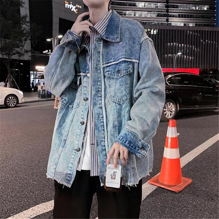 大好評につSALE延長 INSスタイル デニム 春秋 ファッション カジュアル ジャケット 大人気