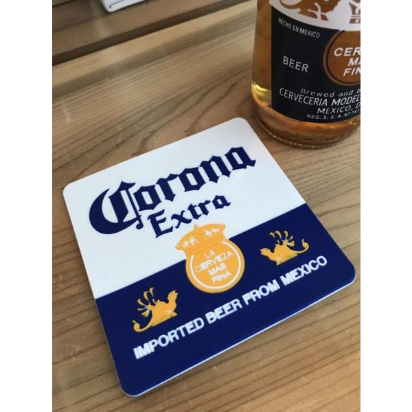 Corona Extra コロナ エクストラ ラバーコースター