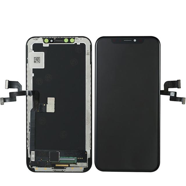 iPhone X 液晶パネル(ブラック) 修理・交換・パーツ