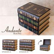 Andante アンダンテ Book Box♪