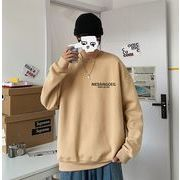 2020秋冬新作 メンズ   カジュアル  トップス  長袖 tシャツ  スウェット  アウター  コート 2色  S-3XL
