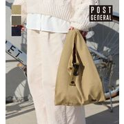 【POSTGENERAL】ポストジェネラル WEB限定デザイン コンビニバッグ 3色