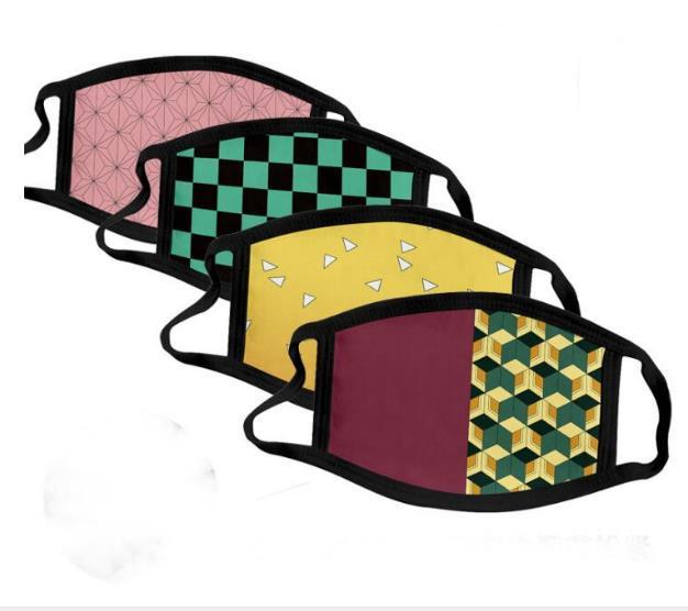 春夏新作 通気性 マスク 男女兼用マスク 大人と子供向けマスク 洗える 布マスク   UVカットマスク