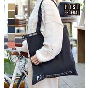 【POSTGENERAL】ショッパーバッグ ネオ (6色)  POSTGENERAL / ポストジェネラル