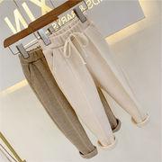 【KID】キッズ服 韓国ファッション パンツ シンプル