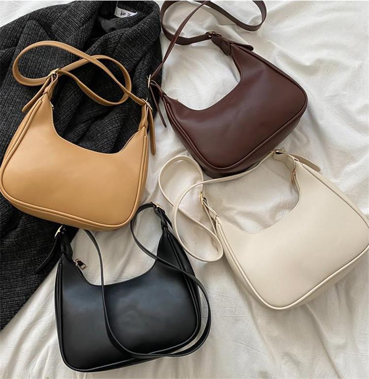 韓国ファッション バッグ トレンド クロスボディバッグ 百掛け ショルダーバッグ 減齢 スモールバッグ