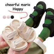 子供靴 夏サンダル 女の子男の子サンダル かわいい キッズ靴子ともサイズ