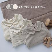 【BABY】2021年新作 子供服 コットン制ふわふわシャツ シンプル ルームウェア