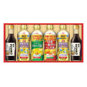 入学 お返し 内祝い おすすめ 日清 業務用 バラエティオイル&丸大豆しょうゆ SOT-30 箱/ケース売 5入