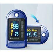 日本語説明書付き酸素飽和メーター(非医療機器) 測定器 在宅介護