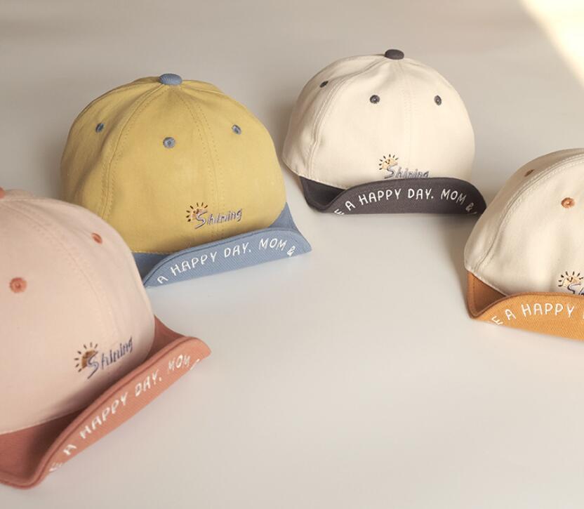 ★2021年新品★キッズ用帽子★UVカット