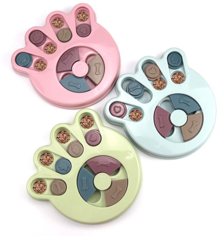 犬用 おもちゃ ペット 餌入れ知育玩具 おやつボール 倒れないエッグ 知育玩具 IQステップボール