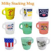 【BETTY BOOP】【企業系】【ファイヤーキング風】ミルキースタッキングマグカップ レディキロ他