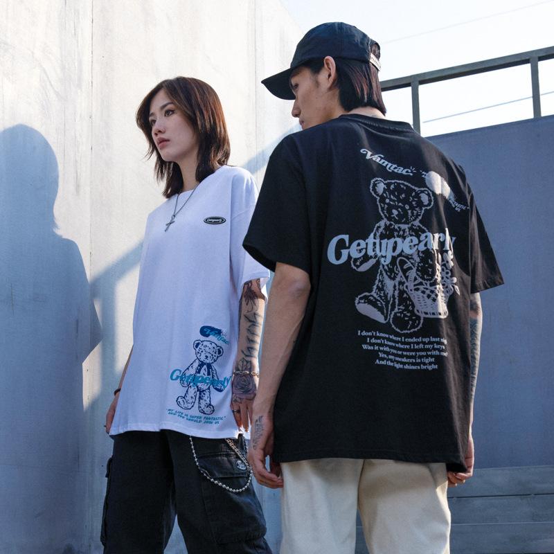 P10166 男女兼用 SALE 半袖 ファッション 紫外線対策 日焼け止め メンズファッション 渋谷風 半袖シャツ