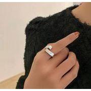 「人気!残りわずか」925シルバー リング  ハンドメイド 指輪 ハンドメイド アクセサリーパーツ