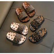 夏  スリッパ  女の子   サンダル  シンプル  カジュアル 男の子  キッズ靴  子供靴