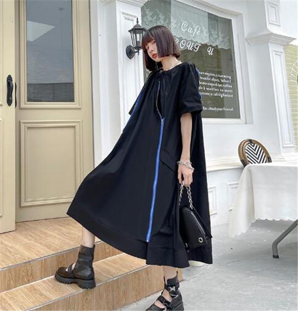 u18119 新作 レディース ドレス 人気  ぴったり 大きいサイズ ワンピース 森ガール