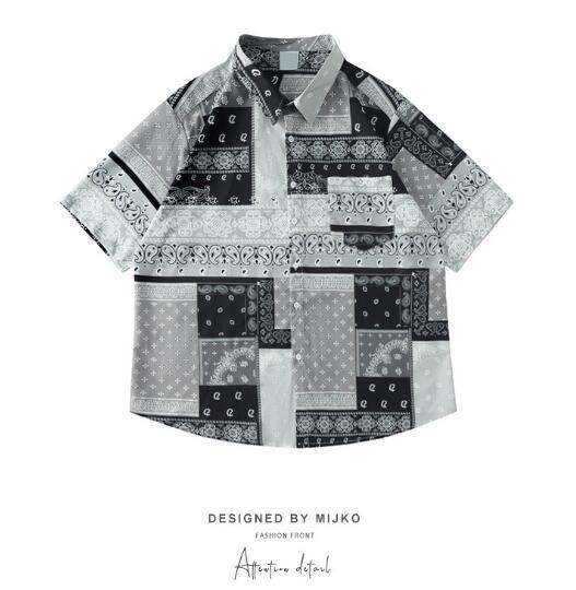 P10325 紫外線対策 日焼け止めメンズ ファッション 渋谷風 半袖 シャツ T-シャツ 男女兼用 SALE