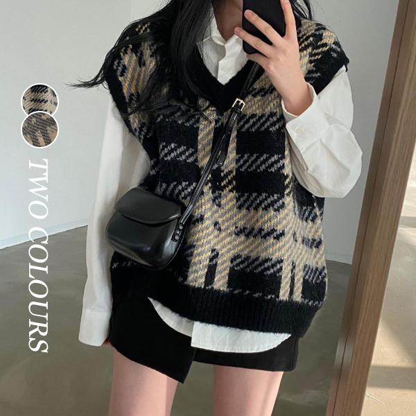 【Women】2021年春夏新作 韓国風レディース服 Vベスト ホワイトシャツ 無地 ファッション