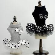 小型犬☆超可愛いペット服☆犬服☆犬用のスカート★ペット用スカート★犬服彡★犬用ウェディングドレス