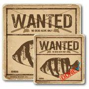 釣りステッカー イシダイ 石鯛 Cタイプ 2枚セット FS088 フィッシング ステッカー 釣り グッズ