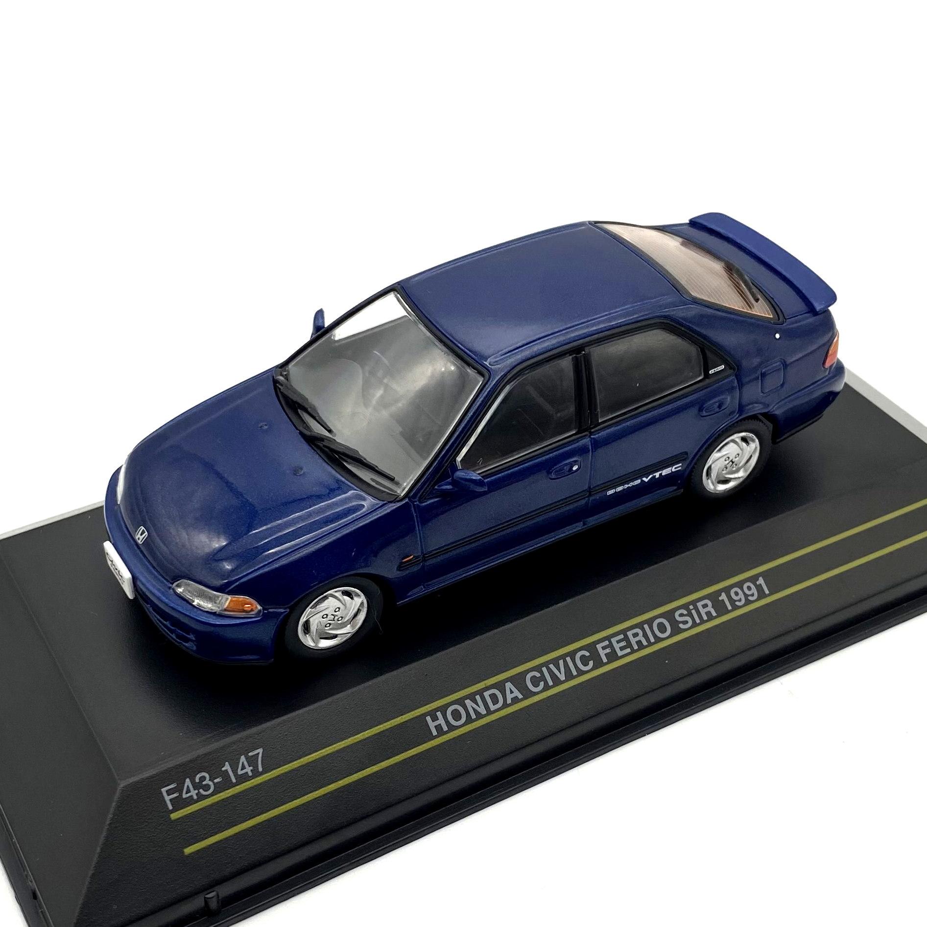 First43/ファースト43 ホンダ シビックフェリオ SiR 1991 ブルー