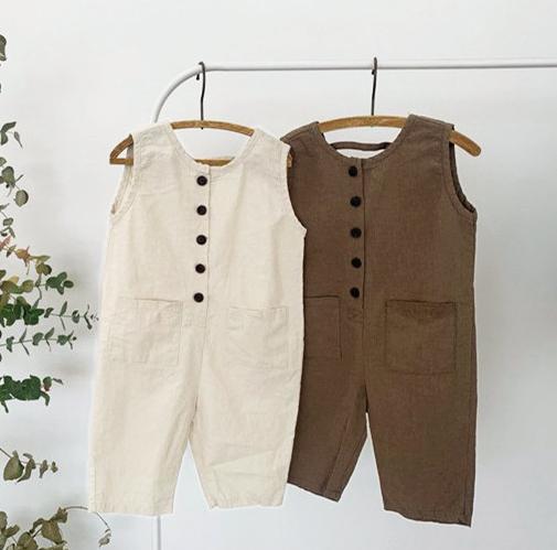子供服 夏 サロペット カジュアルパンツ ズボン 女の子 男の子  韓国子供服 キッズ 子供服