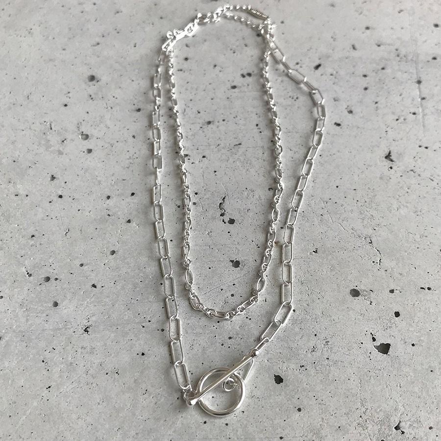 シルバー925 silver925 silver gold silvernecklace シルバー ネックレス ◆メール便対応可◆