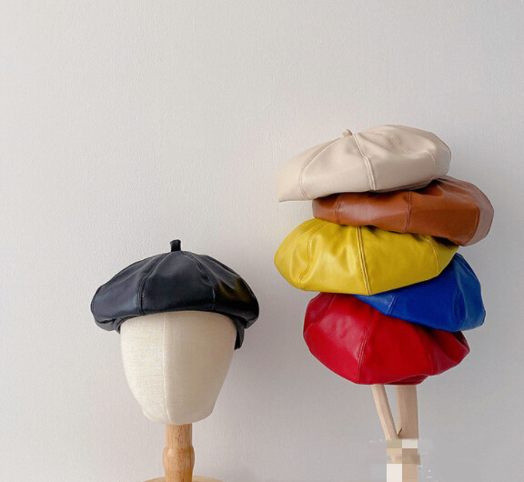 秋冬新作 キャップ 子供 ハット 帽子 日焼け止め ハット ベレー帽