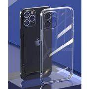 耐衝撃 iPhone13 Pro Max iPhone 12 ケース クリア 衝撃 スマホケース 透明ソフトケース