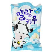 【韓国】 新商品♪ 大人気商品!!【ロッテ】マランカウ ミルク63g 50400400