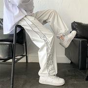 ユニセックス メンズ ボトムス ロングパン パンツ カジュアル 大きいサイズ ストリート系 渋谷風☆