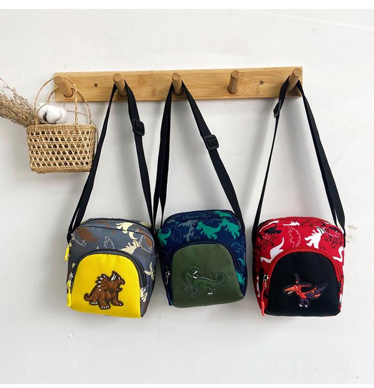バッグ 鞄 カバン キッズ 子ども 秋冬 恐竜 個性 かわいい カジュアル トレンド 人気