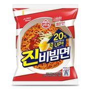 【韓国】 【オトゥギ】   ジンビビン麺   156g 人気ラーメン 60201600