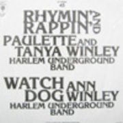 HARLEM UNDERGROUND BAND  RHYMIN' AND RAPPIN'