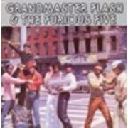 GRANDMASTER FLASH & THE FURIOUS FIVE  THE MESSAGE