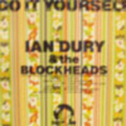 IAN DURY&THE BLOCKHEADS  DO IT YOURSELF