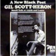 GIL SCOTT HERON  A NEW BLACK POET (SMALL TALK)